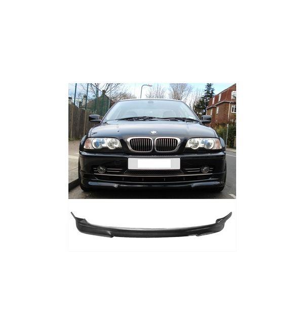 Ikon Motorsports 1999 2003 Bmw E46 2dr Coupe Urethane Front Bumper Lip Spoiler