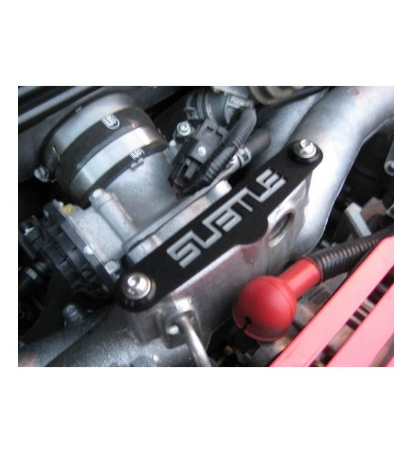 Subtle Solutions (06-08) Forester XT - Intake Manifold Nameplate