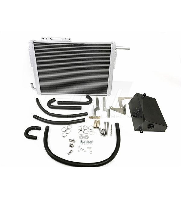 PLM Power Driven Audi Heat Exchanger & Reservoir Kit ( A4 / S4 / B8 / B8 5 )