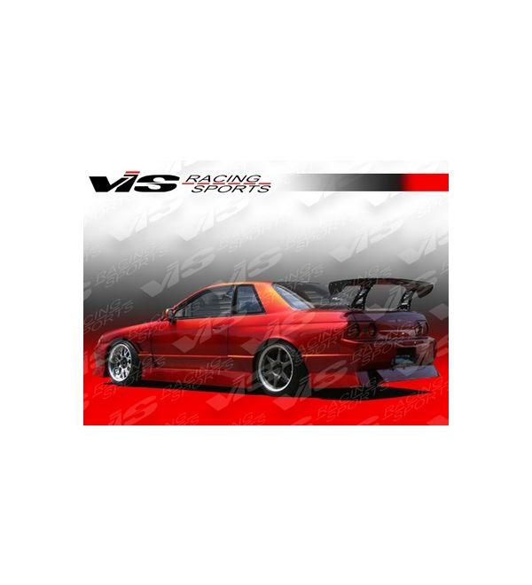 VIS Racing 1990-1994 Nissan Skyline R32 Gtr 2Dr V Speed 2 Rear Bumper